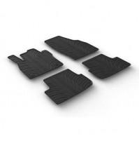 24515 - Set tappeti su misura in gomma - Seat Arona 11/17> - Seat Ibiza 5p 06/17