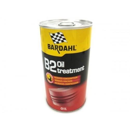 BARDAHL B2 OIL TREATMENT,AUMENTA LA VISCOSITA DELL'OLIO E RIDUCE I CONSUMI,300ML