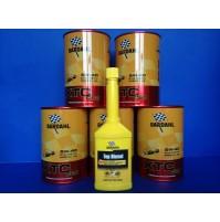 BARDAHL XTC 5W40,C60, OLIO 100% SINTETICO,5 LITRI OLIO + 1 TOP DIESEL 125 ml