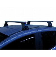 BARRE PORTATUTTO COMPLETE RENAULT MEGANE STATION WAGON,1995-2002,KIT IN ACCIAIO