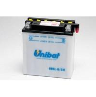 BATTERIA MOTO/SCOOTER UNIBAT/SAF MOD. CB5L-B-SM -COMPATIBILE-YB5L-B