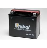BATTERIA MOTO/SCOOTER UNIBAT/SAF MOD.CBTX20L-BS -COMPATIBILE-YTX20L-BS