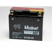 BATTERIA MOTO/SCOOTER UNIBAT/SAF MOD.CT12B-BS -COMPATIBILE-YT12B-BS