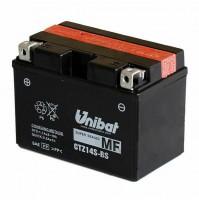 BATTERIA MOTO/SCOOTER UNIBAT/SAF MOD.CTZ14S-BS -COMPATIBILE-YTZ14S-BS