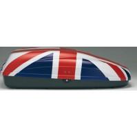 BOX PORTATUTTO G3 KRONO 320 UK,LIMITED EDITION NEW,VERNICIATO BANDIERA INGLESE