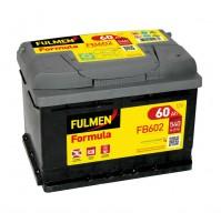 Batteria auto 12V  Fulmen Formula  60 Ah  540 A-242x175xH175