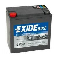 Batteria moto EXIDE 12V - Exide Bike GEL - 14 Ah - 150 A primo impianto BMW