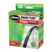 CAMERA SLIME D'ARIA 700 X 19-25 VALVOLA PRESTA,SLIME SMART TUBE CORSA  CITY BIKE