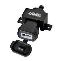 CARICATORE USB 12/24V LAMPA