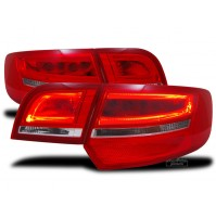 Coppia fanali posteriori LED luci per Audi A3 Sportback (8PA) | dal 2004 al 2008