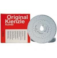 DISCHI TACHIGRAFO ORIGINALI KIENZLE, 100 dischi, 125 KM/H