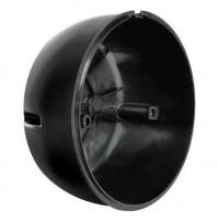 Fanale rotondo retronebbia e posizione A LED 12/24 con supportocarrelli rimorchi