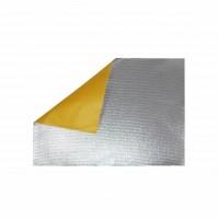 Foglio Paracalore Termo Isolante ADESIVO 3M, MISURA 50 x 35 cm,alta temperatura