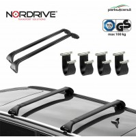 KIT BARRE PORTAUTTO SNAP Great Wall Hover H6 02/14>09 RAILING STANDARD