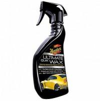 Meguiar's Meguiars Cera Spray ULTIMATE QUIK WAX con anti acqua 450ml