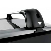 PORTAPACCHI FARAD COMPACT SEAT ALTEA FREETRACK ALLUMINIO CON KIT
