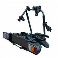 Portabici gancio traino 2 bici inclinabile Peruzzo Pure Instinct portabiciclette