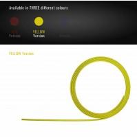 Profilo Adesivo per Auto-Moto-Bici con Biadesivo 3M msura 250x11mm,colore giallo