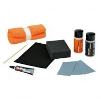 Quixx Kit di riparazione pelle e vinile,ideale per sedili volanti divani ecc.