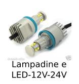 Lampadine e Led 12V 24V
